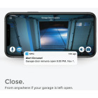 Chamberlain B-4545 3/4 HP myQ Secure View Smart Belt Drive Garage Door Opener with WiFi and Camera Image 8