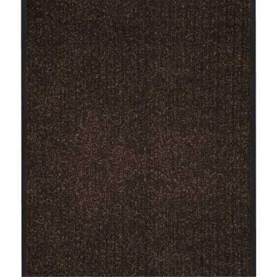 Multy Home Platinum 3 Ft. x 4 Ft. Tan Carpet Utility Floor Mat, Indoor/Outdoor