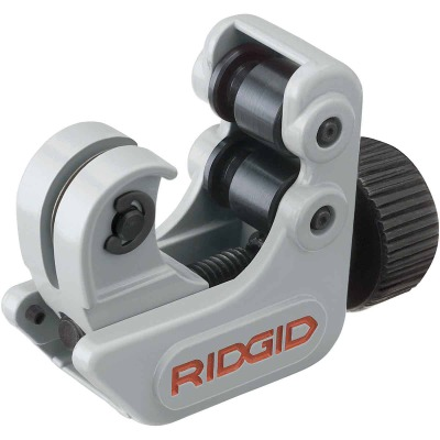 Ridgid 1/4 In. to 1-1/8 In. Mini Tubing Cutter