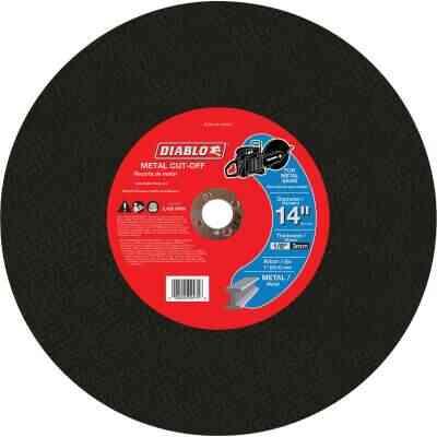 Diablo Type 1 14 In. x 1/8 In. x 1 In. Metal Cut-Off Wheel