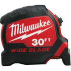 Milwaukee 30 Ft. Wide Blade Tape Measure Image 1