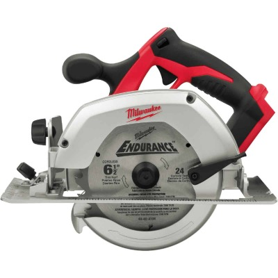 Milwaukee M18 18 Volt Lithium-Ion 6-1/2 In. Cordless Circular Saw (Bare Tool)