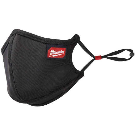 Milwaukee S/M 3-Layer Washable Performance Dust & Face Mask