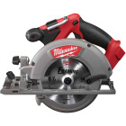 Milwaukee M18 FUEL 18 Volt Lithium-Ion Brushless 6-1/2 In. Cordless Circular Saw (Bare Tool) Image 1