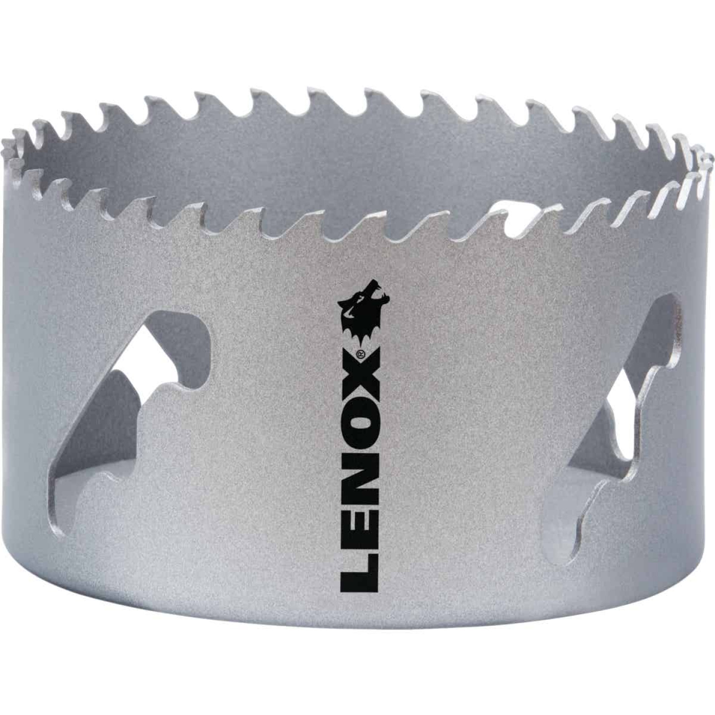 Lenox 4 In. Carbide-Tipped Hole Saw w/Speed Slot Image 1