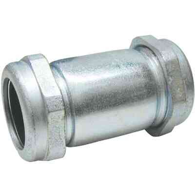 B&K 2 In. x 5-1/2 In. Compression Galvanized Coupling