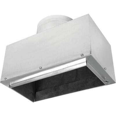 Imperial 12 In. x 6 In. x 8 In. Insulated Register Boot