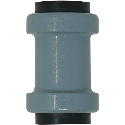 Southwire SimPush 1/2 In. EMT Push-To-Install Conduit Coupling (5-Pack)
