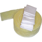 Frost King 1/2 In. x 3 In. x 25 Ft. Fiberglass Pipe Insulation Wrap Image 1