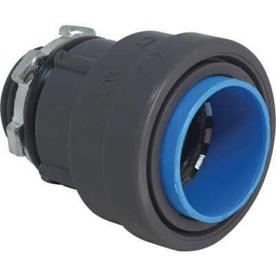 Southwire SimPush 3/4 In. Liquid Tight Type-B Push-To-Install Box Connector