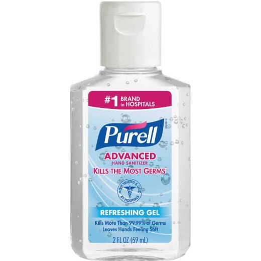 Purell 2 Oz. Advanced Hand Sanitizer Refreshing Gel Flip Cap