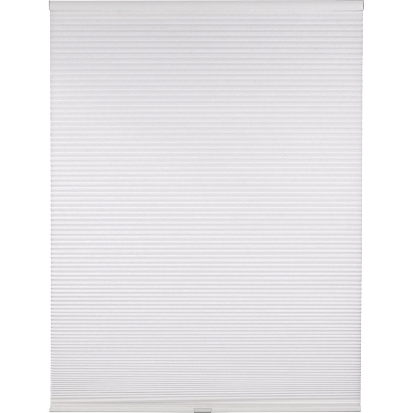 Home Impressions 1 In. Light Filtering Cellular White 35 In. x 72 In. Cordless Shade Image 1