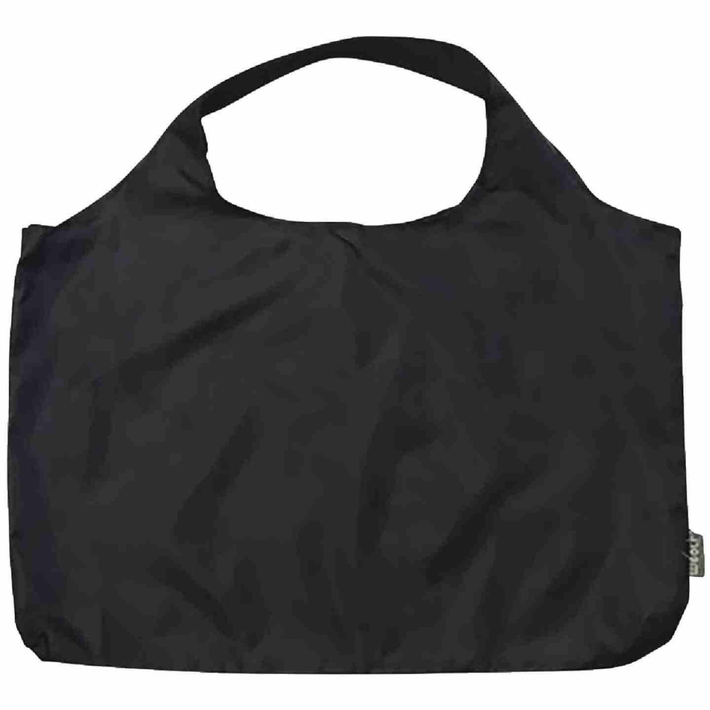 Meori Black Pocket Shopper Bag Image 1