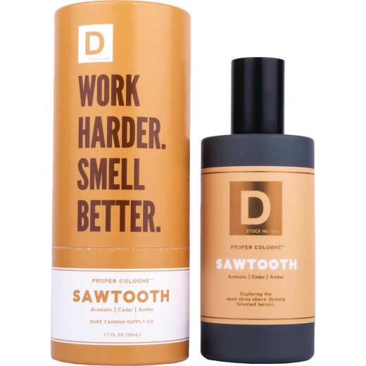 Duke Cannon 1.7 Oz. Sawtooth Liquid Proper Cologne
