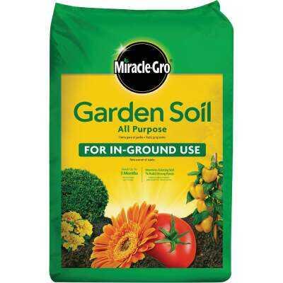 Miracle-Gro 2 Cu. Ft. 45-1/2 Lb. All Purpose Garden Soil