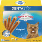 Pedigree Dentastix Toy Dog Original Flavor Dental Dog Treat (84-Pack) Image 1