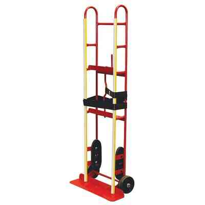 Milwaukee 800 Lb. Capacity 3/4 In. Tube Appliance Hand Truck with Stair Climber