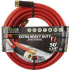 Best Garden 3/4 In. Dia. x 50 Ft. L. Drinking Water Safe Hot Water Hose Image 1