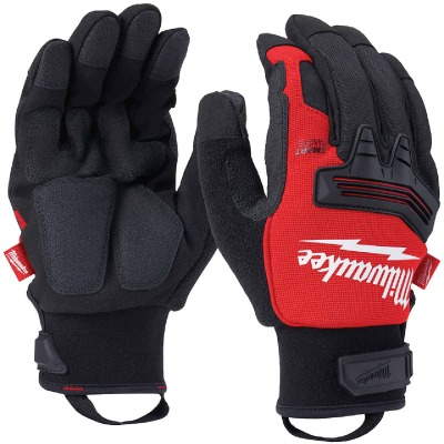 Milwaukee Men's Large Synthetic Winter Demolition Glove