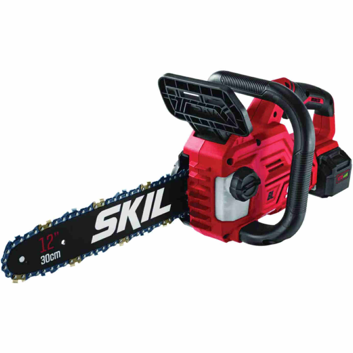 SKIL PWRCore 12 In. 20V Brushless Chainsaw Image 3