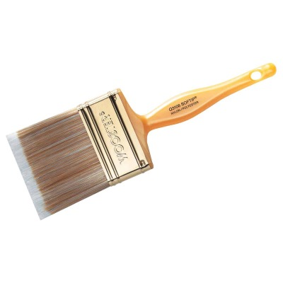 Wooster Softip 2-1/2 In. Flat Sash Paint Brush