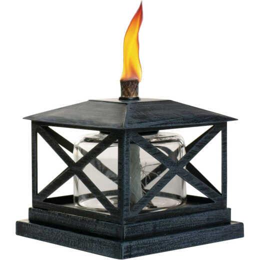 Lamplight 5.5 In. Metal Tabletop Patio Torch