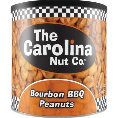 The Carolina Nut Company 12 Oz. Bourbon BBQ Peanuts
